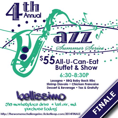 Jazz Summer Series FINALE