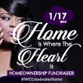 "MAYSA & Kevin Jackson ""HOME Is Where the Heart Is"" Fundraiser"
