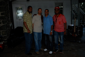 """The Marcus Mitchell Project at """"The Manor"""""""