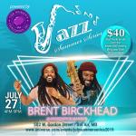 BRENT BIRKHEAD in Concert